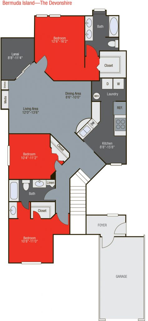 Apartments For Rent TGM Bermuda Island - Devonshire