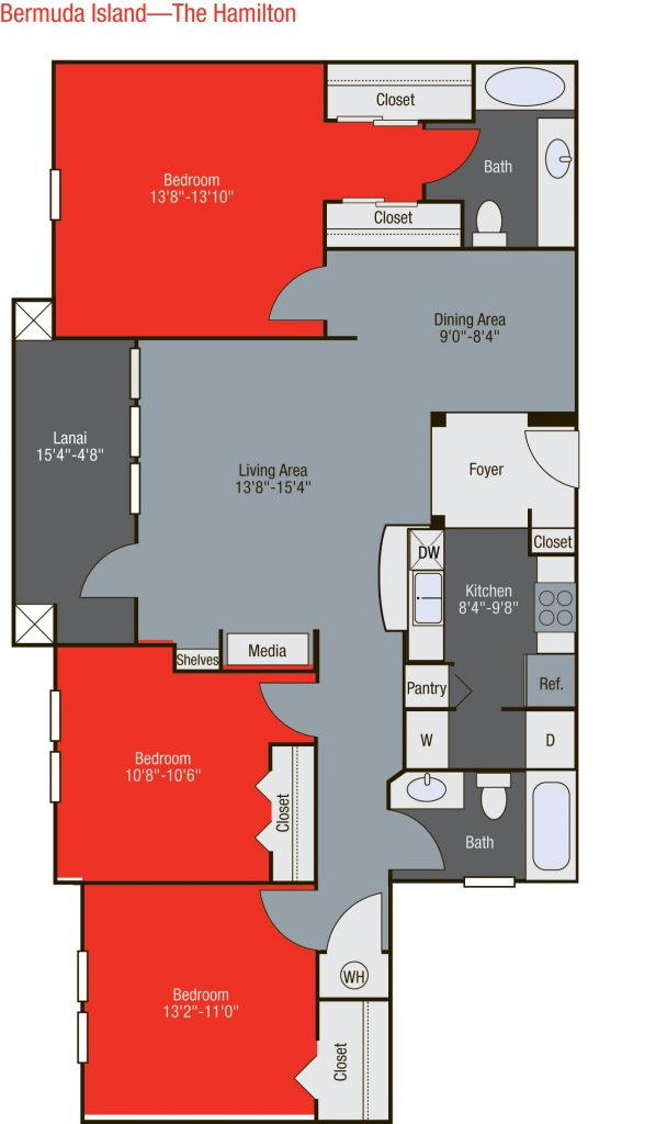 Apartments For Rent TGM Bermuda Island - Hamilton