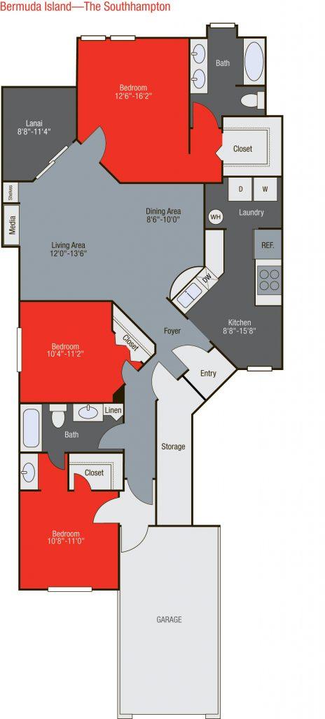 Apartments For Rent TGM Bermuda Island - South Hampton