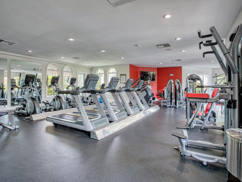 TGM Bermuda Island Apartments Fitness Gym 5
