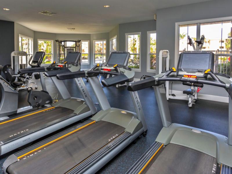 TGM Bermuda Island Apartments Fitness Gym 7