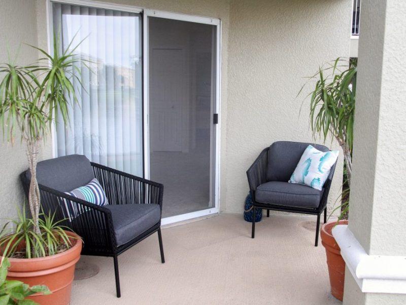 TGM Bermuda Island Apartments Patio or Balcony