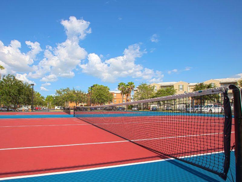 TGM Bermuda Island Apartments Tennis Court